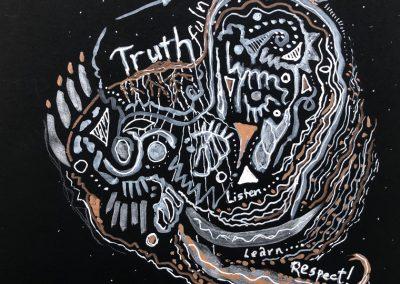 Art by Renee Sandell entitled